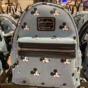 Mickey Mouse Loungefly Backpack